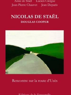 Couverture Nicolas de Staël