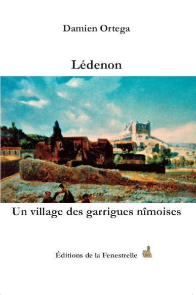 Lédenon, un village des garrigues nîmoises