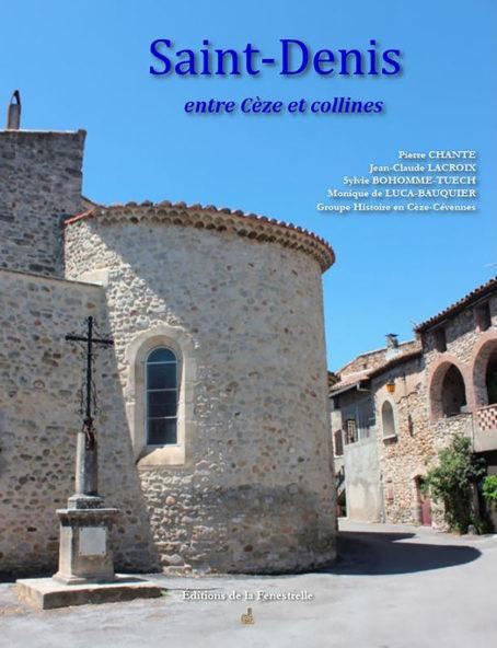 Saint-Denis, entre Cèze et collines
