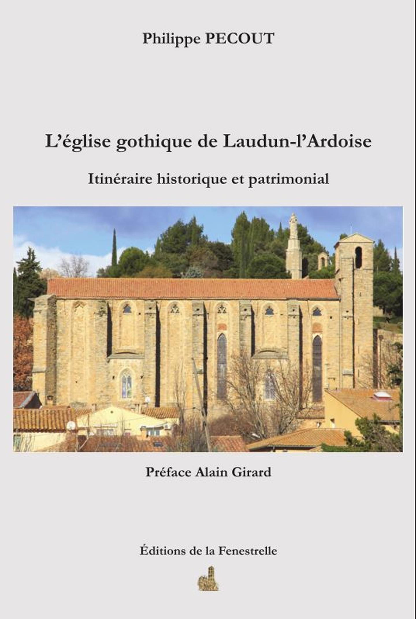 L'église gothique de Laudun-l'Ardoise – Itinéraire historique et patrimonial