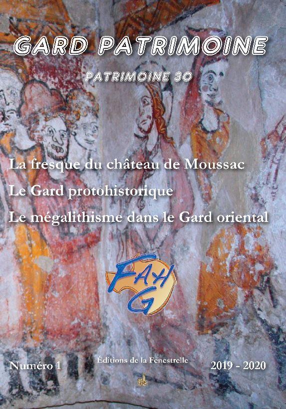 Revue Gard Patrimoine