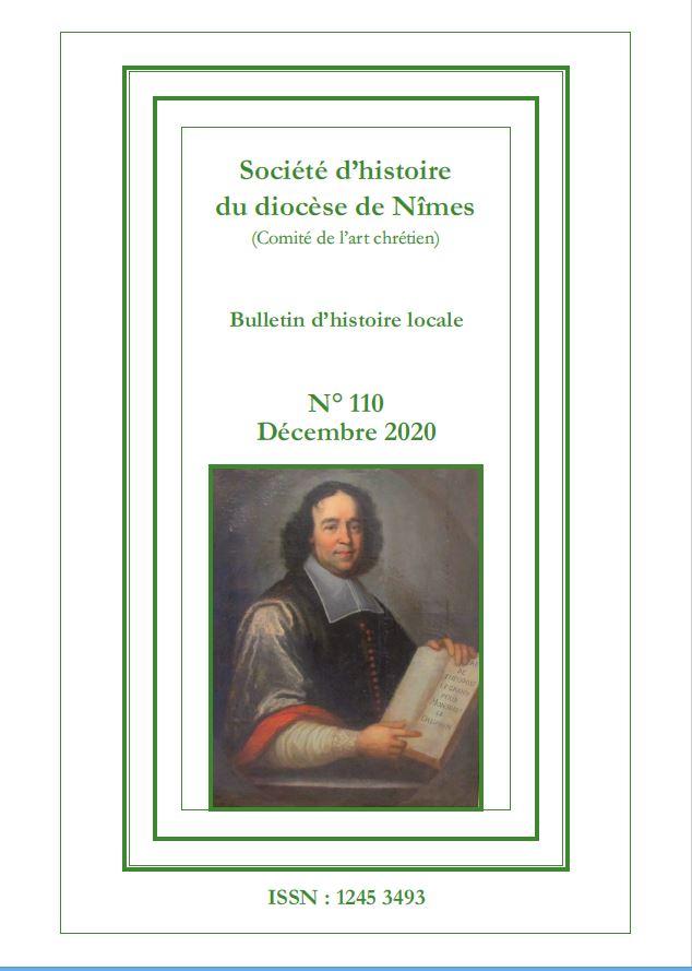 Bulletin de la Société d'Histoire du Diocèse de Nîmes